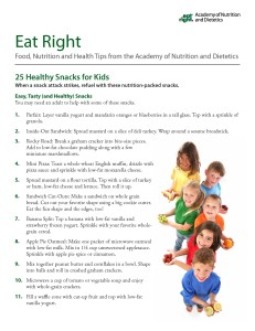 25_Healthy_Snacks_Kids_2012_Tearpad_Page_1