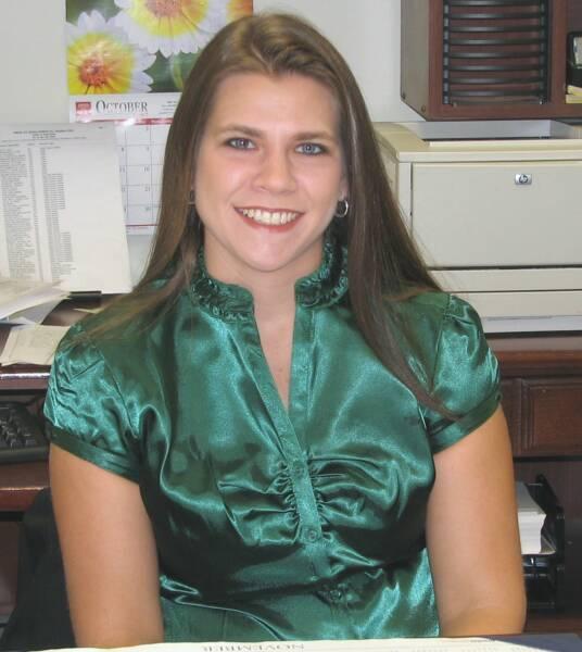 Angie Burton : Director of Finance/HR